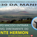 Revelação Divina no Monte Hermom