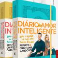 Confira a agenda de lançamento do Diário do Amor Inteligente
